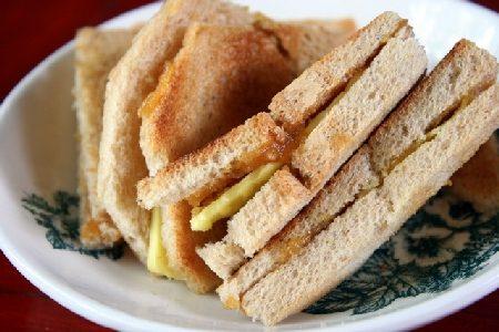 Toast all'epicurea